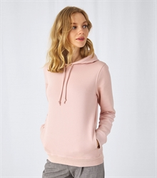 B&C_I_WW34B_Organic-hooded_women_soft-rose_01_