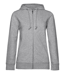 B&C_P_WW36B_Organic-zipped-hood_women_heather-grey_front_