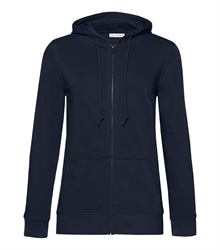 B&C_P_WW36B_Organic-zipped-hood_women_navy-blue_front_