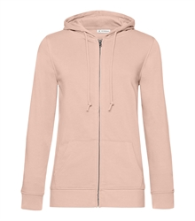 B&C_P_WW36B_Organic-zipped-hood_women_soft-rose_front_