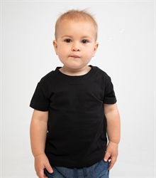 Larkwood-Baby-Toddler-Crew-Neck-T-Shirt-LW020-BLK-01-2019