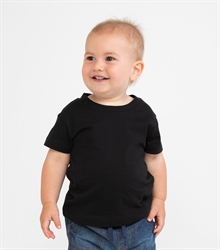 Larkwood-Baby-Toddler-Crew-Neck-T-Shirt-LW020-BLK-02-2019