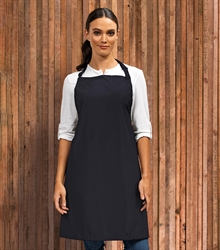 Premier-Water-Proof-Bib-Apron-PR115-NAVY