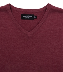 R-710M_Cranberry_Marl_detail