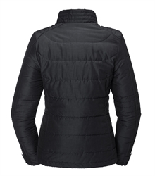 Russell-Ladies-Cross-Jacket-R-430F-Black-Back