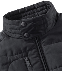 Russell-Ladies-Cross-Jacket-R-430F-Black-Detail-Collar