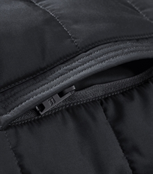 Russell-Ladies-Cross-Jacket-R-430F-Black-Detail Pocket