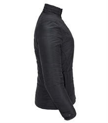 Russell-Ladies-Cross-Jacket-R-430F-Black-side