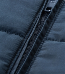 Russell-Ladies-Cross-Jacket-R-430F-French-Navy-Detail Zipper