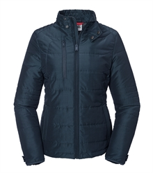 Russell-Ladies-Cross-Jacket-R-430F-French-Navy-Front