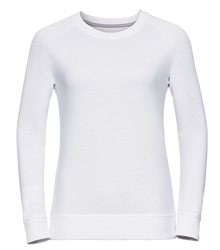 Russell-Ladies-HD-Raglan-Sweat-280F-white-front