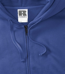 Russell-Mens-Authentic-Zipped-Hood-266M-Bright-royal-bueste-detail