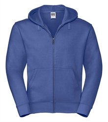Russell-Mens-Authentic-Zipped-Hood-266M-Bright-royal-bueste-front