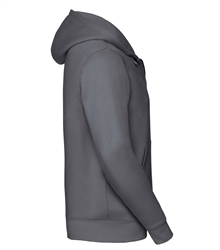 Russell-Mens-Authentic-Zipped-Hood-266M-Convoy-grey-side