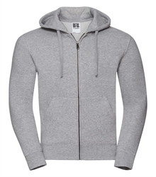 Russell-Mens-Authentic-Zipped-Hood-266M-Light-oxford-bueste-front