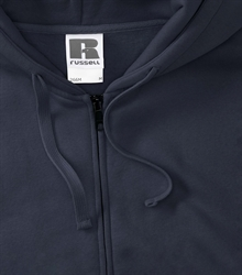 Russell-Mens-Authentic-Zipped-Hood-266M-french-navy-bueste-detail