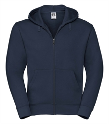 Russell-Mens-Authentic-Zipped-Hood-266M-french-navy-bueste-front