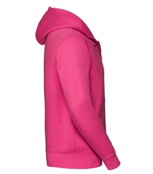 Russell-Mens-Authentic-Zipped-Hood-266M-fuchsia-side
