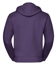 Russell-Mens-Authentic-Zipped-Hood-266M-purple-back