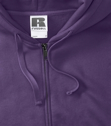 Russell-Mens-Authentic-Zipped-Hood-266M-purple-bueste-detail
