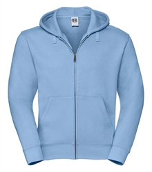 Russell-Mens-Authentic-Zipped-Hood-266M-sky-bueste-front