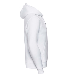 Russell-Mens-Authentic-Zipped-Hood-266M-white-side