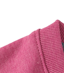 Russell-Mens-HD-Raglan-Sweat-280M-Pink-marl-detail
