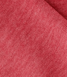 Russell-Mens-HD-Raglan-Sweat-280M-Red-marl-detail-1
