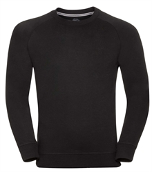 Russell-Mens-HD-Raglan-Sweat-280M-black-front